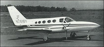 Cessna Model 414 Chancellor