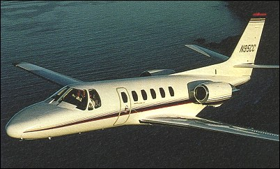 Model 550 Citation II