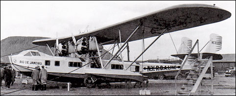 Consolidated Model 16 Commodore / XPY-1