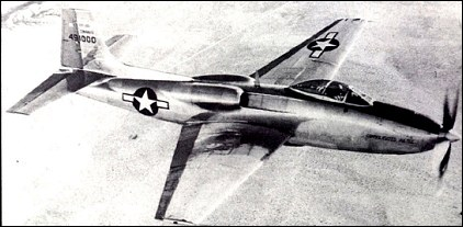Consolidated-Vultee XP-81
