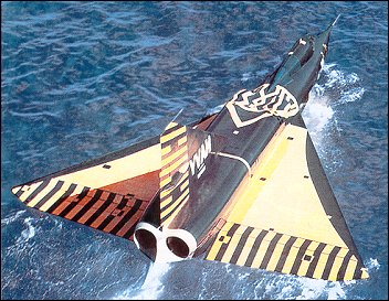 Convair XF2Y-1 Sea Dart