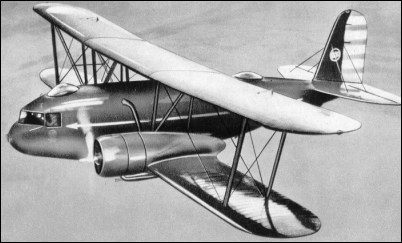 Curtiss BT-32 Condor