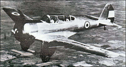 Curtiss-Wright CW-19 / CW-23
