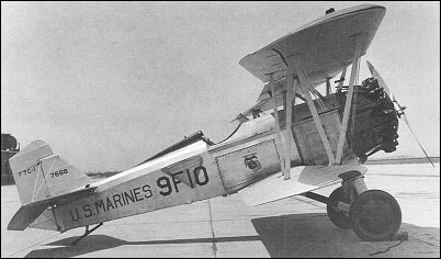 Curtiss F7C-1 Seahawk