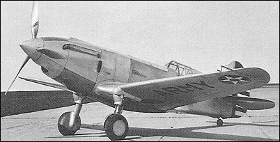 XP-37 prototype