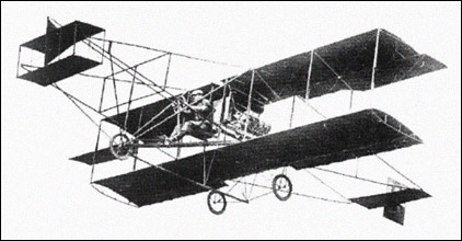 Curtiss Reims Racer