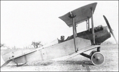 Curtiss S-1 Speed Scout
