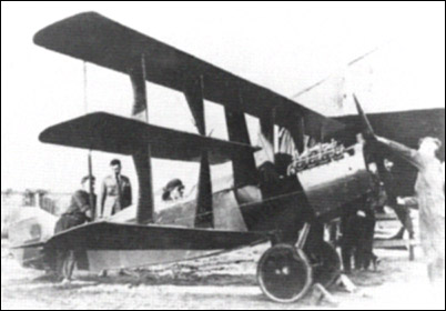 Curtiss S-4