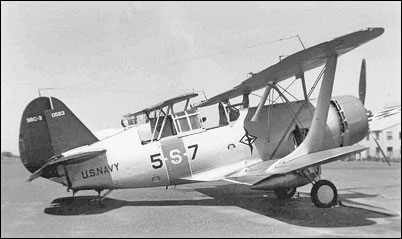 Curtiss SBC Helldiver