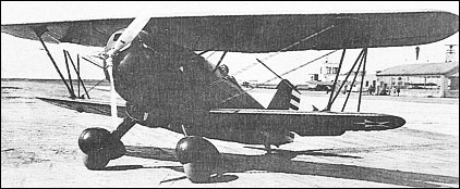 Curtiss XP-22