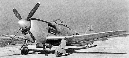 Curtiss YP-60E