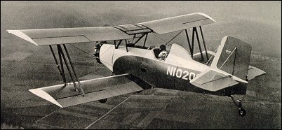 Grumman Ag-Cat - agricultural