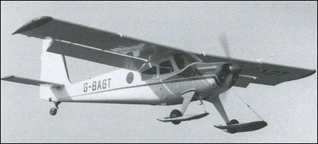 Helio H-295 Super Courier