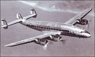 Lockheed 49, 749 Constellation