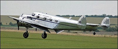 Lockheed 12 Electra Junior