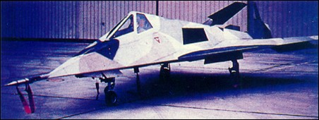 Lockheed XST Have Blue