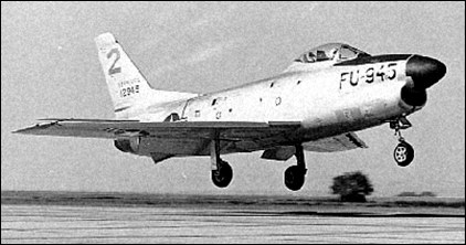 North American F-86D / YF-95 Dog Sabre