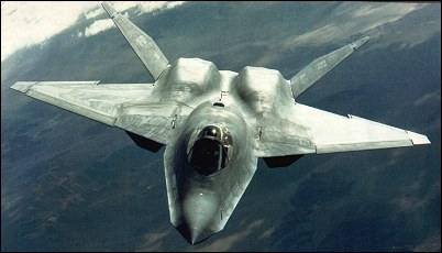 Northrop/McDonnell Douglas YF-23 Black Widow II