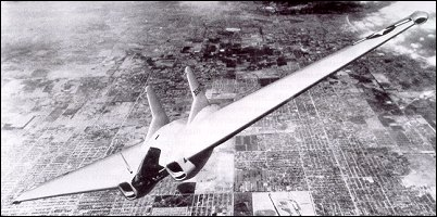 Northrop XP-79B Flying Ram
