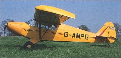 Piper PA-12 Super Cruiser - lightplane