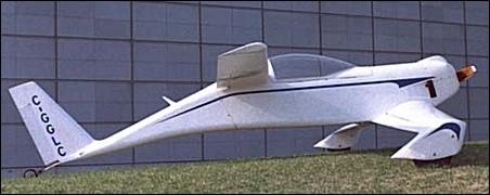 Rutan Quickie - homebuilt