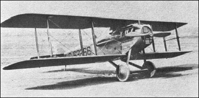 Lewis & Vought VE-8