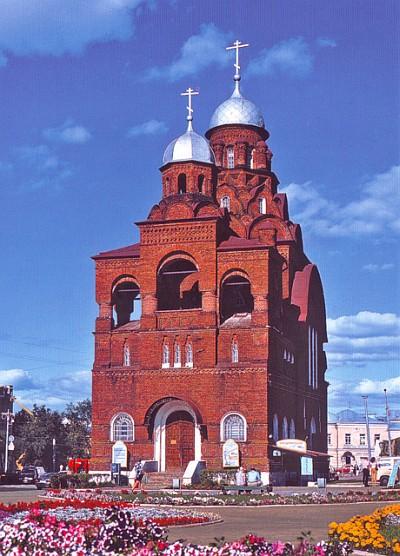 Владимир троицкая церковь