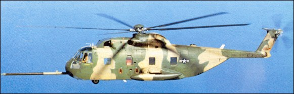 "Sikorsky S-61R / CH-3 / HH-3 ""Jolly Green Giant"""